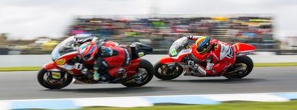 2016 Michelin Australijski motocykl Uroczysty Prix Obrazy Royalty Free