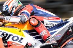 2016 Michelin Australijski motocykl Uroczysty Prix Obrazy Stock