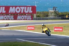 2016 Michelin Australijski motocykl Uroczysty Prix Zdjęcie Stock