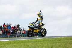 2016 Michelin Australijski motocykl Uroczysty Prix Zdjęcia Stock