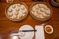 Michelin ster toegekende DinTaiFung wordt gerangschikt als één van het Beste Restaurant van de wereld top 10 royalty-vrije stock foto