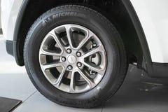 Michelin Tire Royalty Free Stock Photos