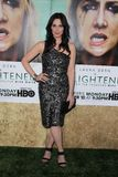 Michelle Forbes. At the HBO Premiere of Enlightened, Paramount Theater, Hollywood, CA. 10-06-11 Stock Photo