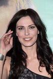 Michelle Forbes. At the HBO Premiere of Enlightened, Paramount Theater, Hollywood, CA. 10-06-11 Stock Image