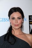 Michelle Forbes. At the Inaugural American Humane Association Hero Dog Awards, Beverly Hilton Hotel, Beverly Hills, CA 10-01-11 Stock Photos