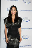 Michelle Kwan Royalty Free Stock Photo