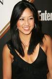 Michelle Kwan royaltyfria foton