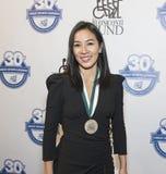 Michelle Kwan Stockbild