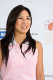 Michelle Kwan Royalty Free Stock Photos