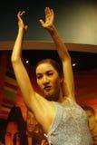 Michelle Kwan wosku postać fotografia stock