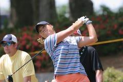 Michelle Mc Gann LPGA golf Tour, Stockbridge, 2006 Royalty Free Stock Photo