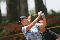 Michelle Mc Gann LPGA golf Tour, Stockbridge, 2006 Stock Photography