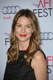 Michelle Monaghan. LOS ANGELES, CA - NOVEMBER 12, 2014: Actress Michelle Monaghan at the American Film Institute's special tribute gala honoring Sophia Loren as stock photos