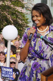 Michelle Obama Stock Photography
