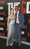 Michelle Paress et Lawrence Gilliard Jr Photos libres de droits