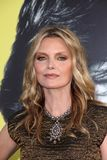 Michelle Pfeiffer,The Darkness. Michelle Pfeiffer  at the Dark Shadows Los Angeles Premiere, Chinese Theater, Hollywood, CA 05-07-12 Stock Image