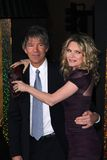 Michelle Pfeiffer, David E. Kelley,  Stock Images