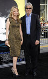 Michelle Pfeiffer and David E. Kelley Royalty Free Stock Image