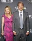 Michelle Pfeiffer en David E kelley Royalty-vrije Stock Fotografie