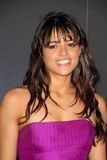 Michelle Rodriguez. At the Los Angeles Premiere of 'Avatar,' Chinese Theater, Hollywood, CA. 12-16-09 royalty free stock images