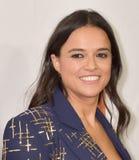 Michelle Rodriguez bij première van het Publiek bij Internationaal de Filmfestival 2018 van Toronto stock fotografie