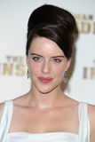 Michelle Ryan Royalty Free Stock Photography
