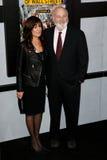 Michelle Singer Reiner, Rob Reiner imagens de stock royalty free