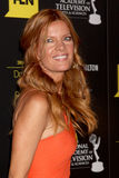 Michelle Stafford arrives at the 2012 Daytime Emmy Awards Stock Photos