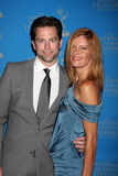 Michelle Stafford, Michael Muhney Stock Image