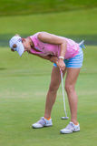 Michelle Wie at the 2013 US Women's Open Stock Image