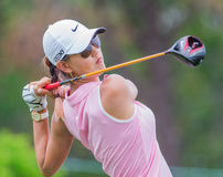 Michelle Wie at the 2013 US Women's Open Stock Photos