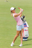 Michelle Wie at the 2013 US Women's Open Stock Images