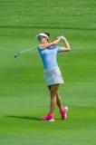 Michelle Wie usa w Honda LPGA Tajlandia 2016 Obraz Royalty Free