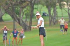 Michelle Wie w Honda LPGA Tajlandia 2018 Obraz Stock