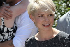 michelle williams Arkivbilder