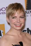 Michelle Williams. At the 15th Annual Hollywood Film Awards Gala, Beverly Hilton Hotel, Beverly Hills, CA 10-24-11 Stock Photo