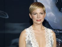 Michelle Williams royalty free stock image