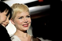 Michelle Williams Royalty Free Stock Photography