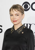 Michelle Williams. Star of film and stage, Michell Williams, arrives for the 70th Annual Tony Awards Meet the Nominees press reception.  The event was held at Stock Image