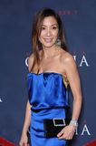 Michelle Yeoh royalty free stock image