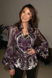 Michelle Yeoh royaltyfri fotografi