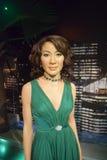 Michelle Yeoh Lizenzfreie Stockfotos