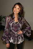 Michelle Yeoh royalty free stock photography