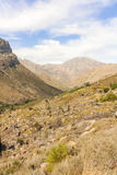 Michells passerande i västra udde, Sydafrika Royaltyfria Bilder