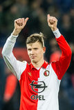 Michiel Kramer of Feyenoord Royalty Free Stock Image