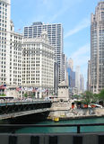 Michigan Avenue Royalty Free Stock Photos