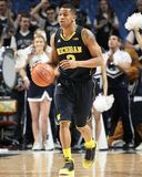 Michigan basketball player #3 Trey Burke Stock Image