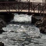 Michigan Bridge Stock Images