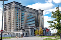 Michigan Central Station Stock Image