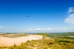 Michigan dunes Royalty Free Stock Image